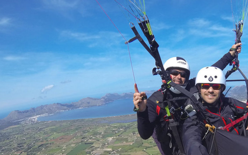 Fullscreen preview 2.descuvrir mallorca en parapente